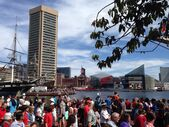 Picture Baltimore's Inner Harbor